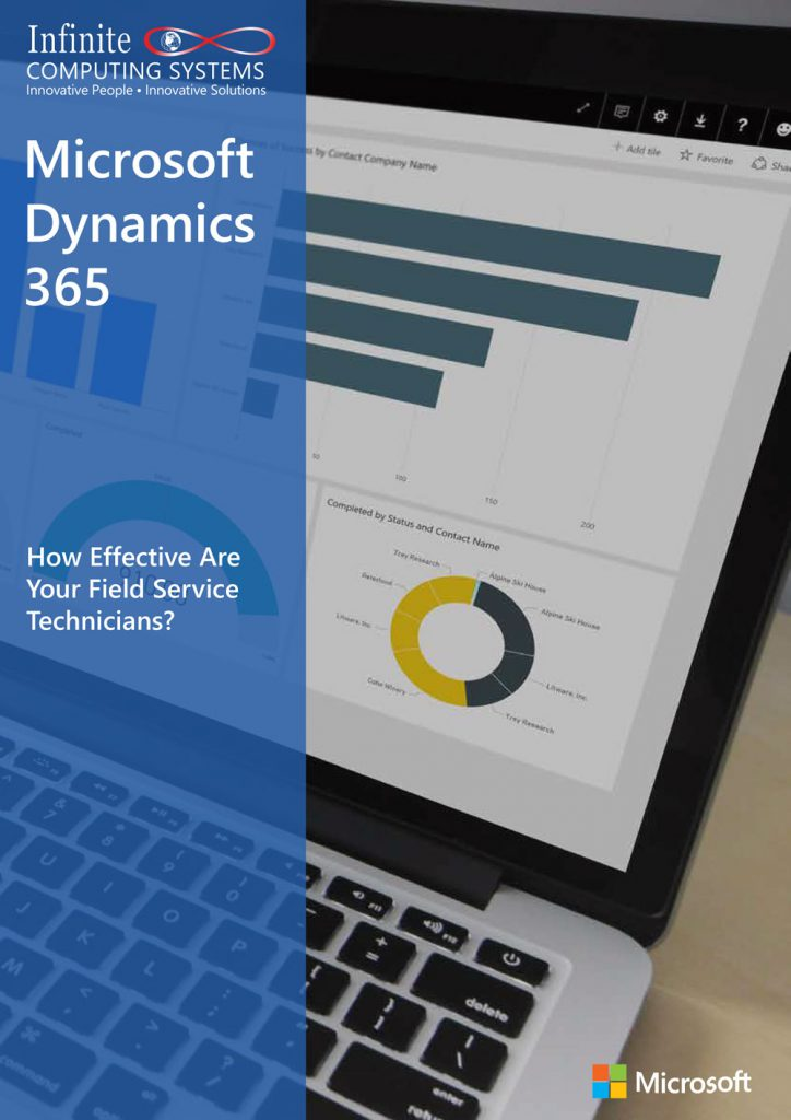 Dynamics CRM Field Service Brochure - Infinite Computing Systems