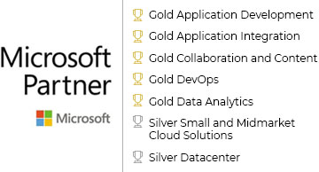 Microsoft Gold Partners - Infinite Computing Systems