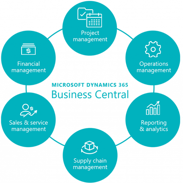 MS Business Central - Infinite Computing Systems